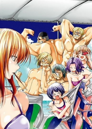 Grand Blue Poster