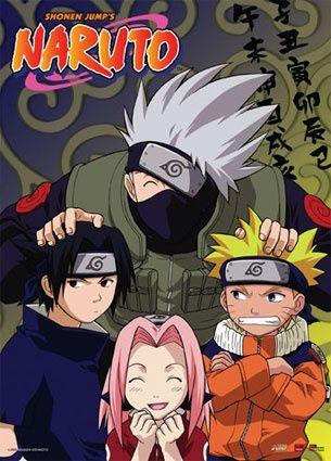 Naruto Kai Poster