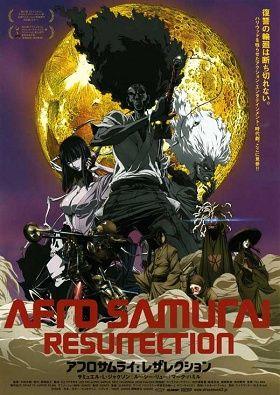 Afro Samurai: Resurrection Poster
