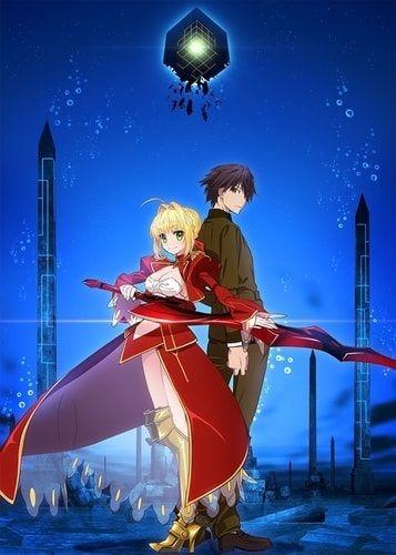 Fate/Extra: Last Encore – Irusterias Tendouron Poster