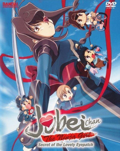 Juubee-chan: Lovely Gantai no Himitsu Poster