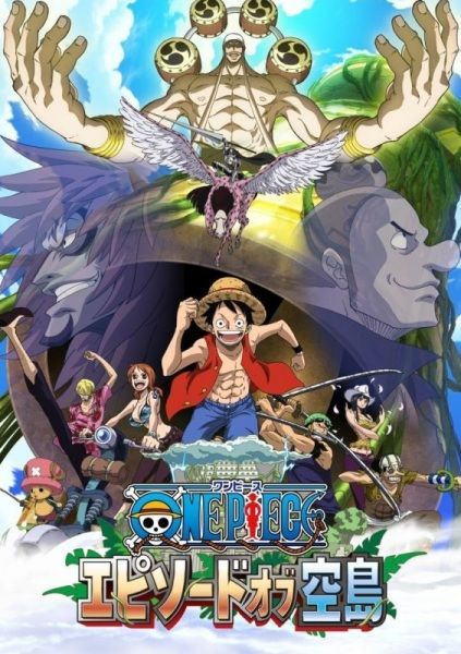 One Piece: Episode of Sorajima Poster