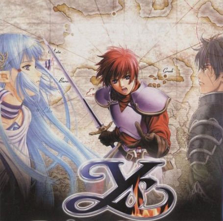 Ys Poster