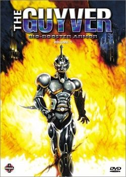 Kyoushoku Soukou Guyver (1989) Poster