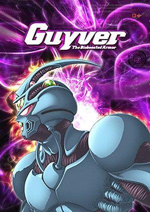 Kyoushoku Soukou Guyver (2005) Poster