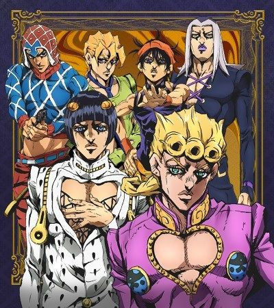 JoJo no Kimyou na Bouken: Ougon no Kaze - Watch Anime Online