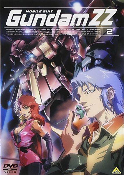 Mobile Suit Gundam ZZ Poster