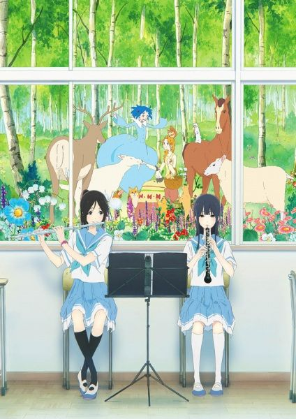 Liz to Aoi Tori Poster