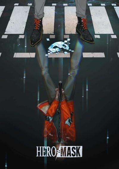 Hero Mask Poster