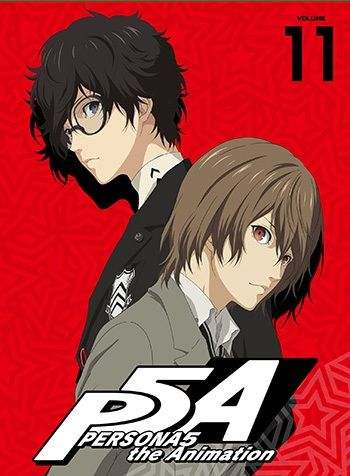 Persona 5 the Animation: Dark Sun… Poster