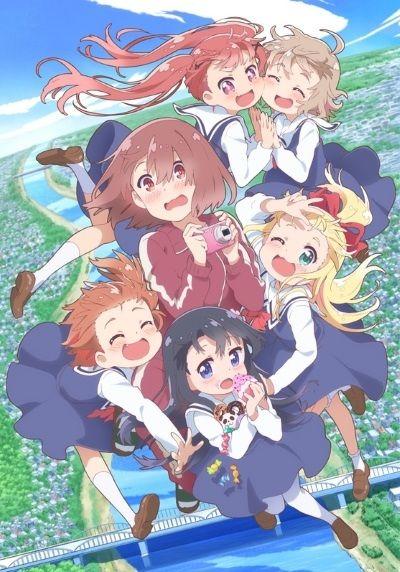 Watashi ni Tenshi ga Maiorita! Poster