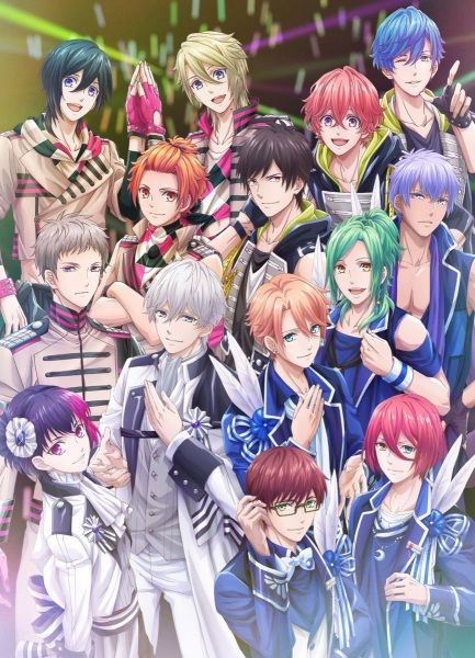 B-Project: Zecchou*Emotion Poster
