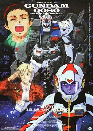 Mobile Suit Gundam 0080: War in the Pocket Poster