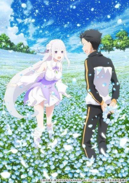 Re:Zero kara Hajimeru Isekai Seikatsu – Memory Snow Poster