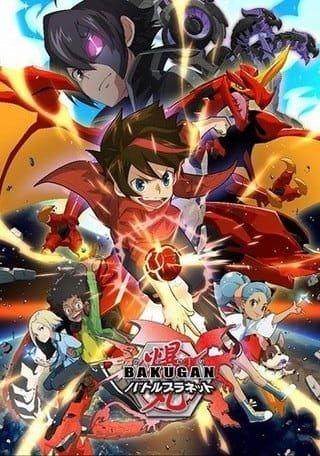 Bakugan: Battle Planet Poster
