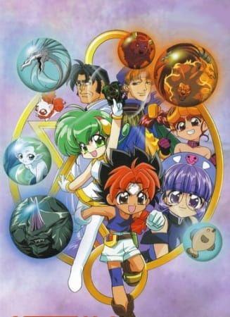 Rokumon Tengai Mon Colle Knights Poster