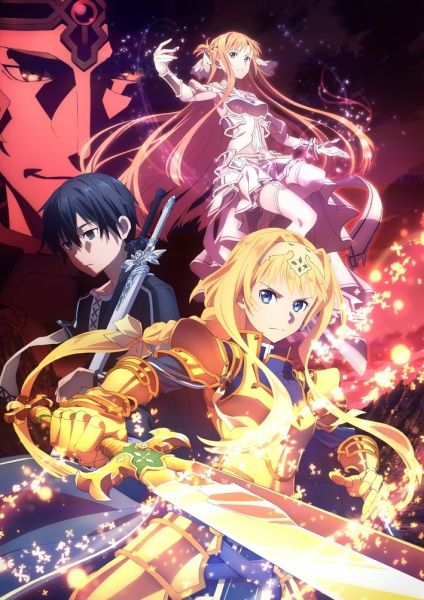 Sword Art Online: Alicization – War of Underworld Poster