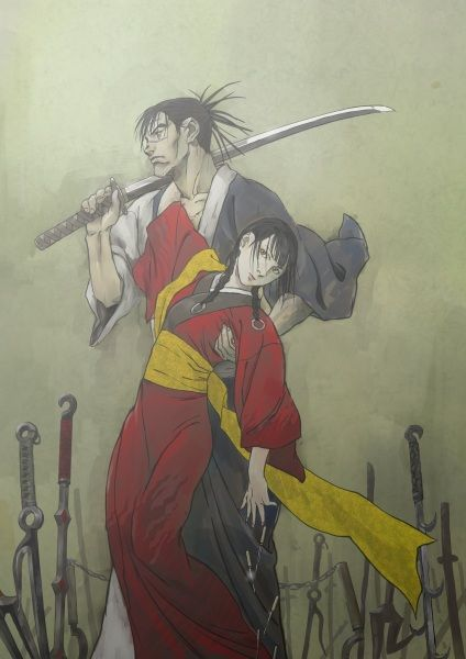Mugen no Juunin: Immortal Poster