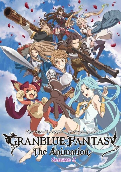 103308l - Granblue Fantasy The Animation [T1: 13/13 Y T2: 12/12+OVA] [Ligero] (Finalizado) - Anime Ligero [Descargas]