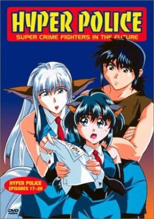 Hyper Police Poster